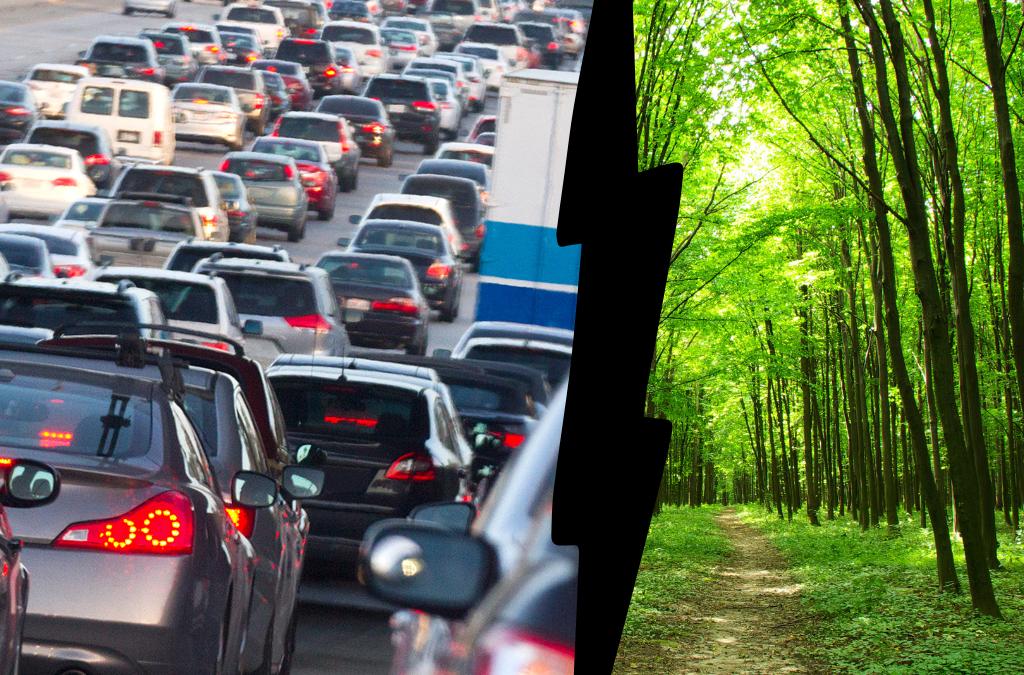 Mehr Tote durch Verkehrsemissionen als durch Autounfälle